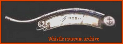 London1819byMaryChawner_BoatswinBusonwhistle14_5cmlongwhistlemuseumarchivet