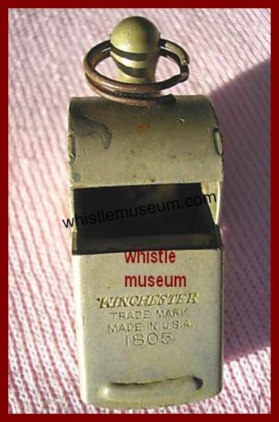 winchester1805whistlemuseum