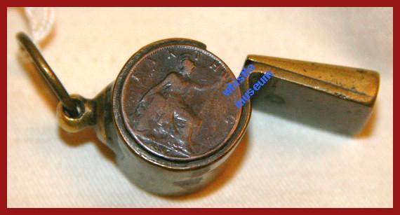 Black & Co coin type escargot a whitle musum .