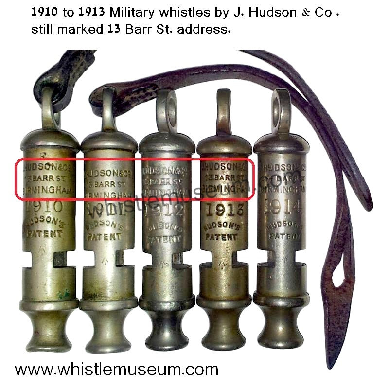 1910-to-1914-military-whistles-whistle-museum