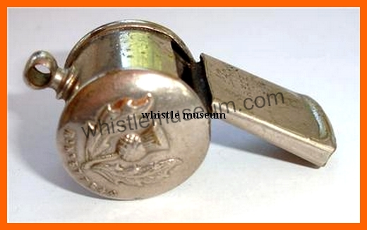 Whistle Museum – A web site dedicated to whistles, research